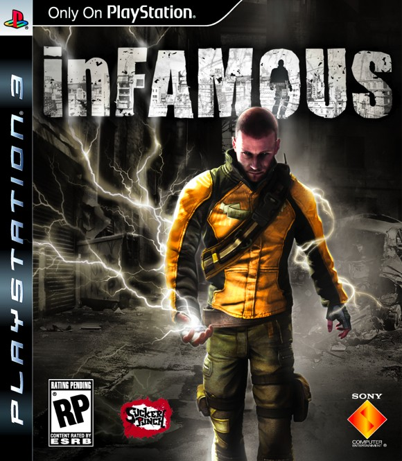 Movie Games For Ps3 : Game review infamous ps diabolical plots