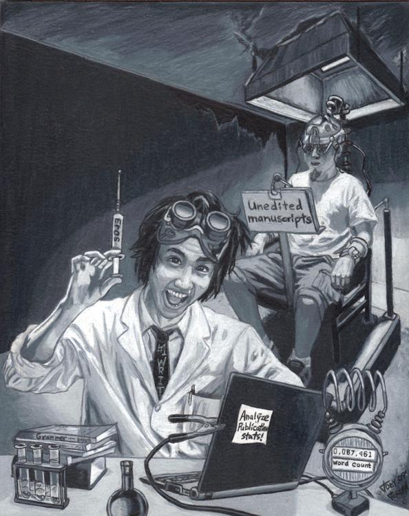 Original Diabolical Plots artwork