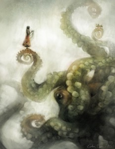 A City On It's Tentacles (1)