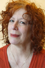Marcy Arlin member of Brooklyn SF Writers group (BSFW) at The Brooklyn Commons 06/16/16